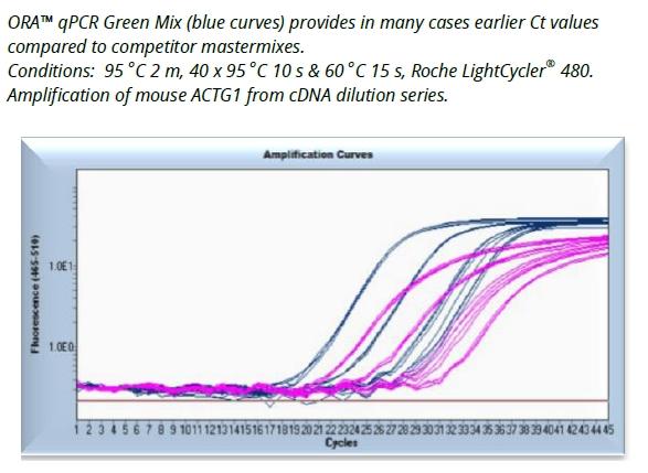 ORA™ qPCR Green ROX L Mix